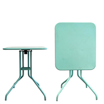 Fermob Foldable Metal Tables (more colours available) - The Architectural Forum