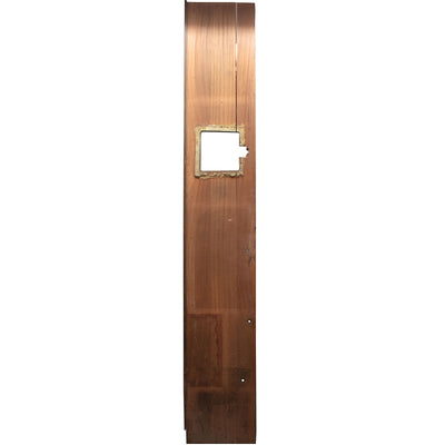 Reclaimed Teak/Iroko Worktop 354.5 X 58cm - architectural-forum