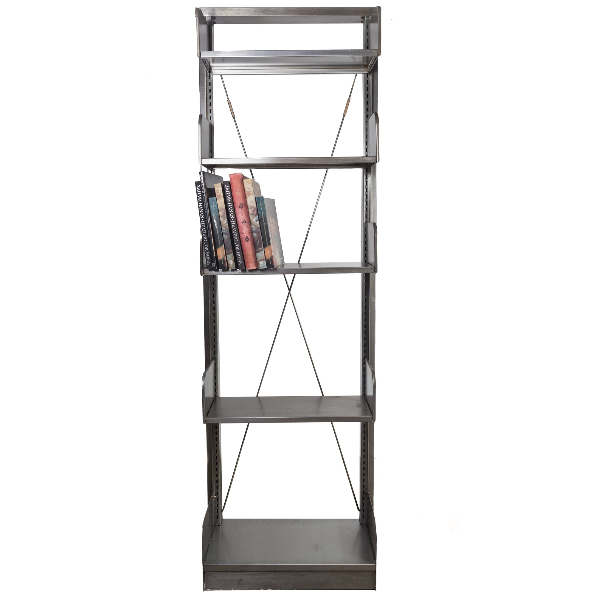 Reclaimed Mid century Shelving Units / Bookcases - architectural-forum