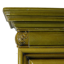 Antique Royal Doulton Glazed Surround