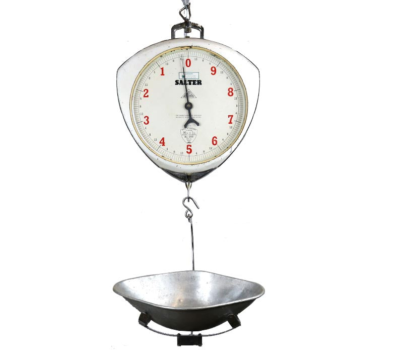 Vintage Grocery Scales Model 236 T - architectural-forum