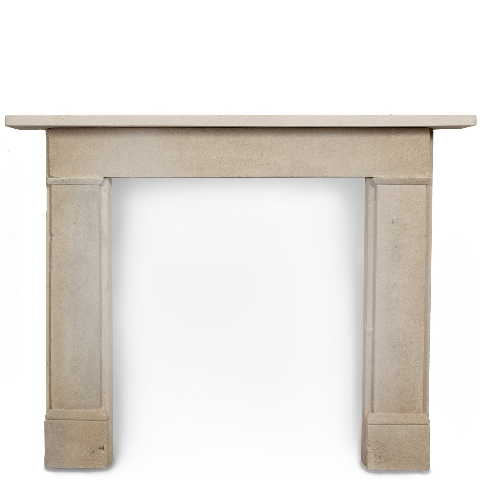 Antique Victorian Bath Stone Fireplace Surround | The Architectural Forum