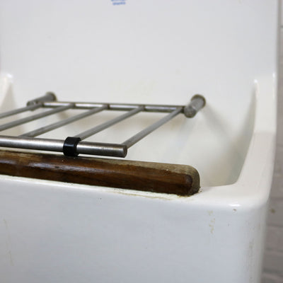Antique Twyford Ceramic Mop Sink - The Architectural Forum