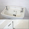1960's Armitage Shanks ceramic sink - The Architectural Forum