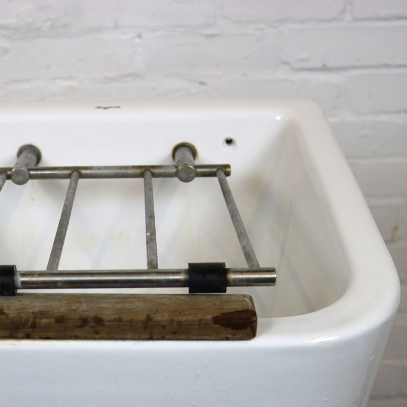 Antique Twyfords Ceramic Mop Sink