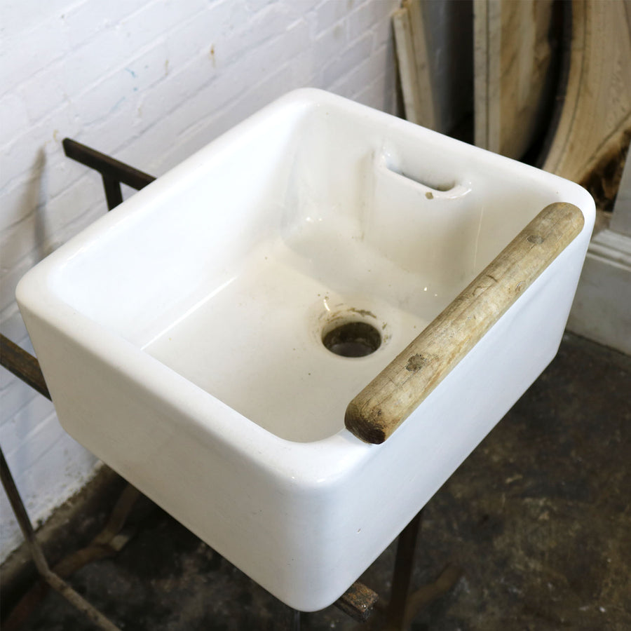 Antique Royal Doulton Ceramic Butler Sink - The Architectural Forum