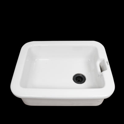 Reclaimed School Butler Sink - architectural-forum