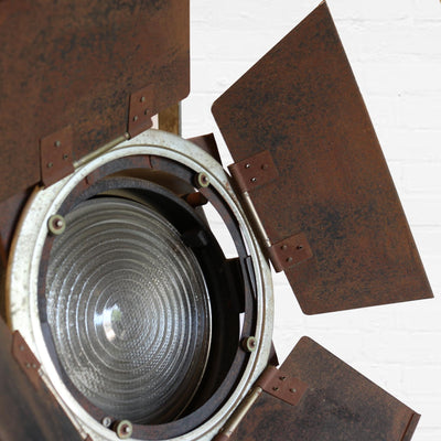 mid century stage lighting