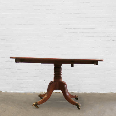 Antique Regency Mahogany Breakfast Table - The Architectural Forum
