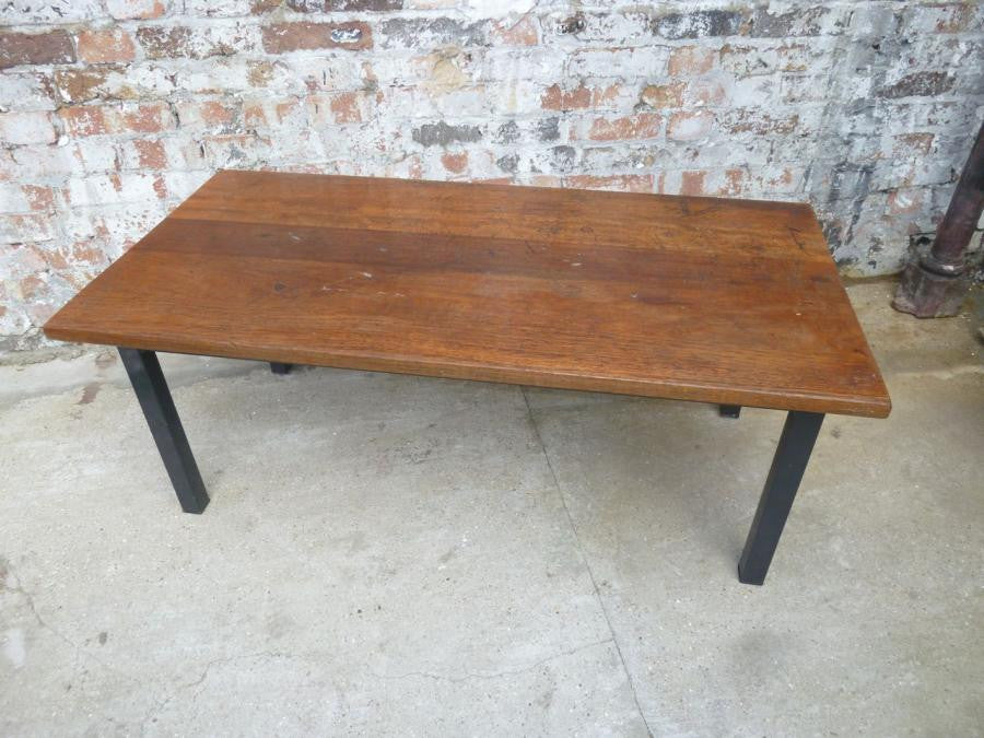 Teak Topped Coffee Tables - architectural-forum