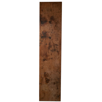 Reclaimed Teak / Iroko Worktop 304 X 61cm - architectural-forum