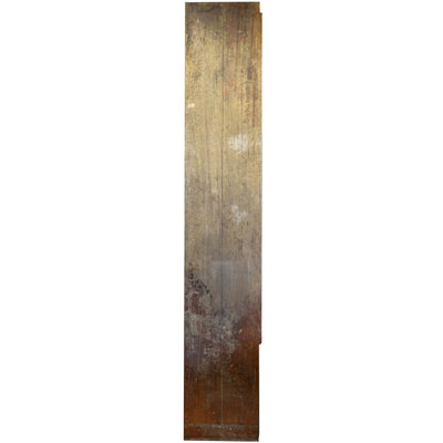Reclaimed Teak / Iroko Worktop 345 X 54.5cm - architectural-forum