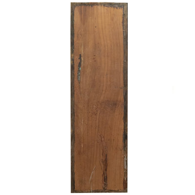 Reclaimed Teak / Iroko Worktop 203.5 X 60.5cm - architectural-forum