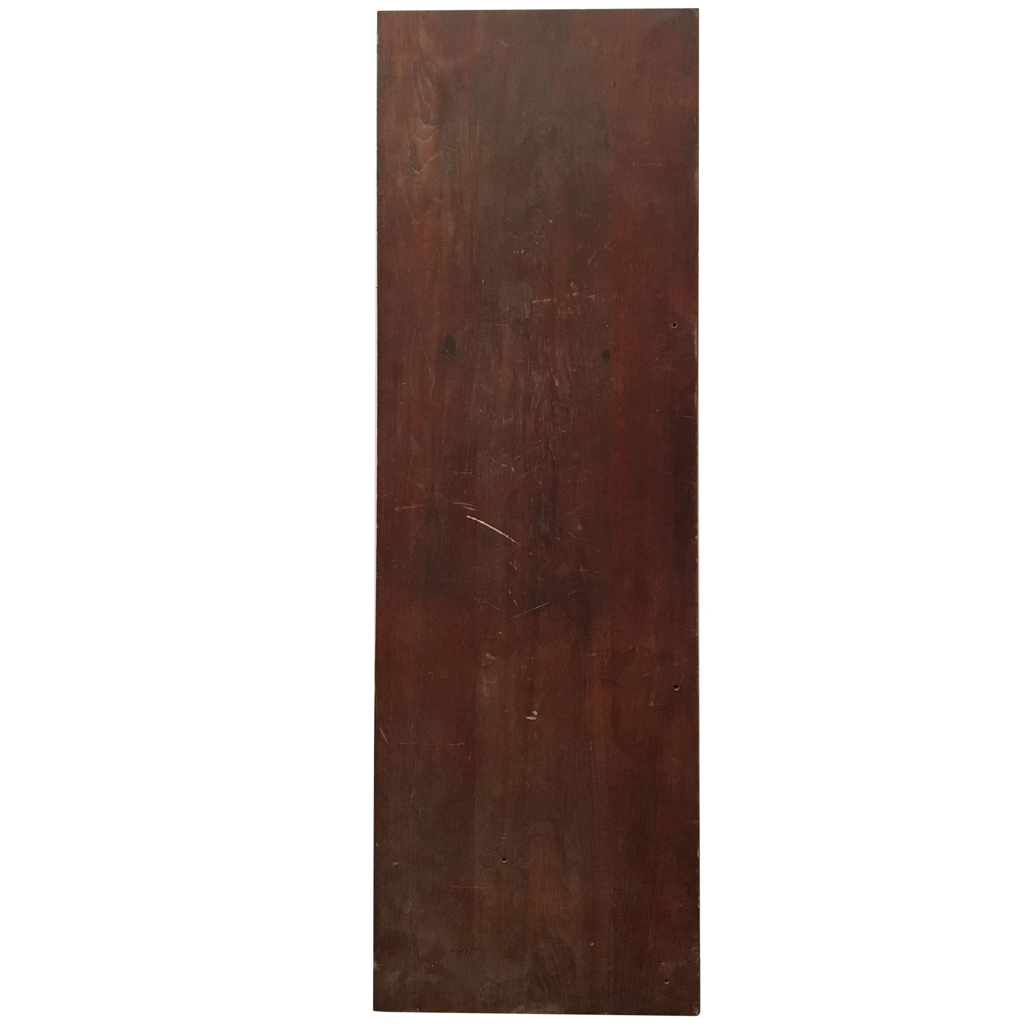Reclaimed Teak/Iroko Worktop 169 X 50.5cm - architectural-forum