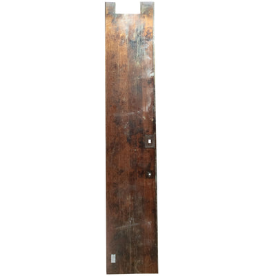 Reclaimed Teak / Iroko Worktop 328 X 63.5cm - architectural-forum