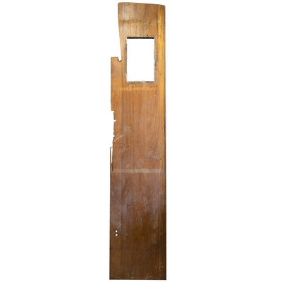 Reclaimed Teak / Iroko Worktop 318 X 63.5cm - architectural-forum