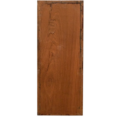 Reclaimed Teak / Iroko Worktop 152 X 60.5cm - architectural-forum
