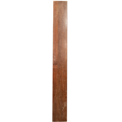 Reclaimed Teak / Iroko Worktop 336 X 37.5cm - architectural-forum