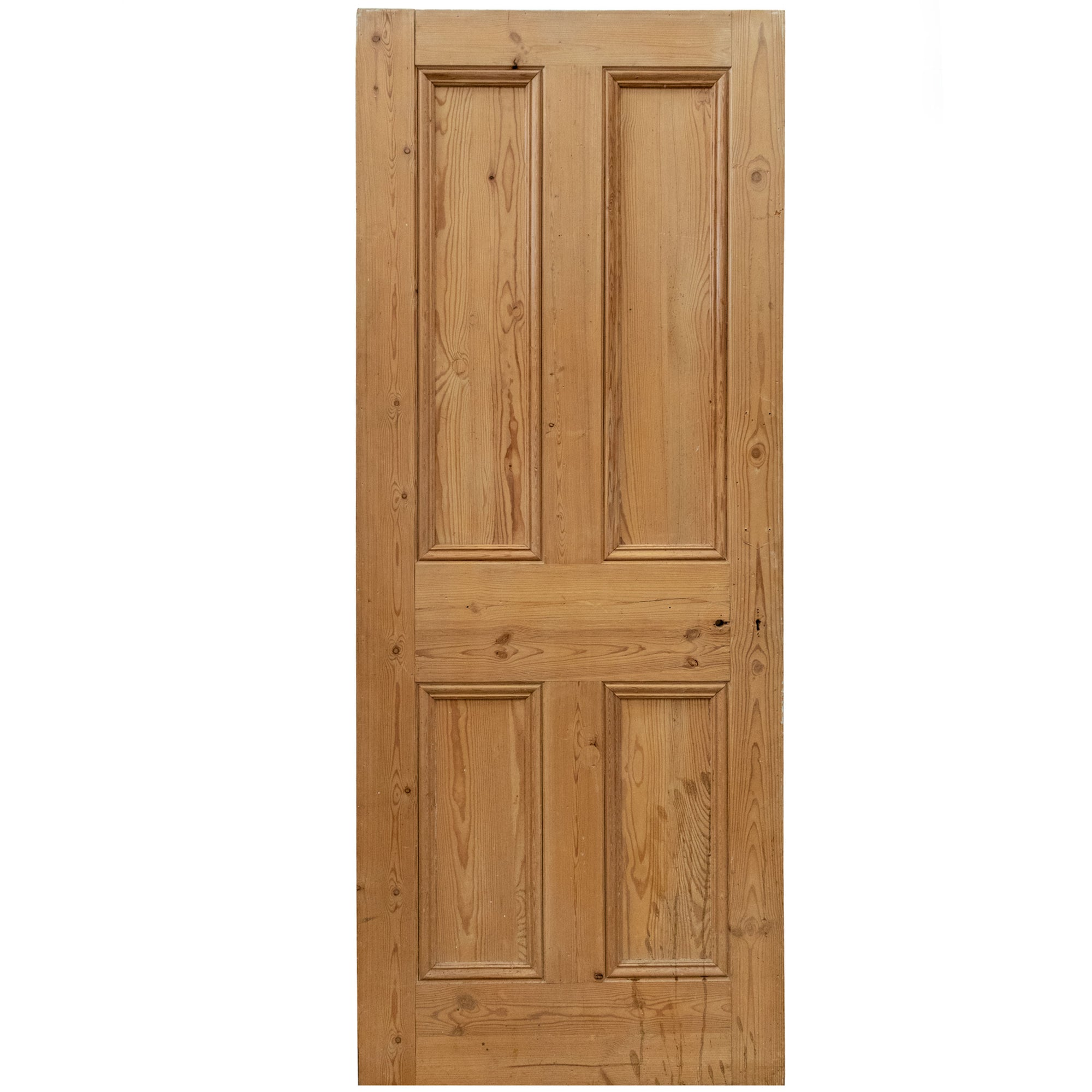 Victorian 4 Panel Door - 196cm x 75.5cm - architectural-forum
