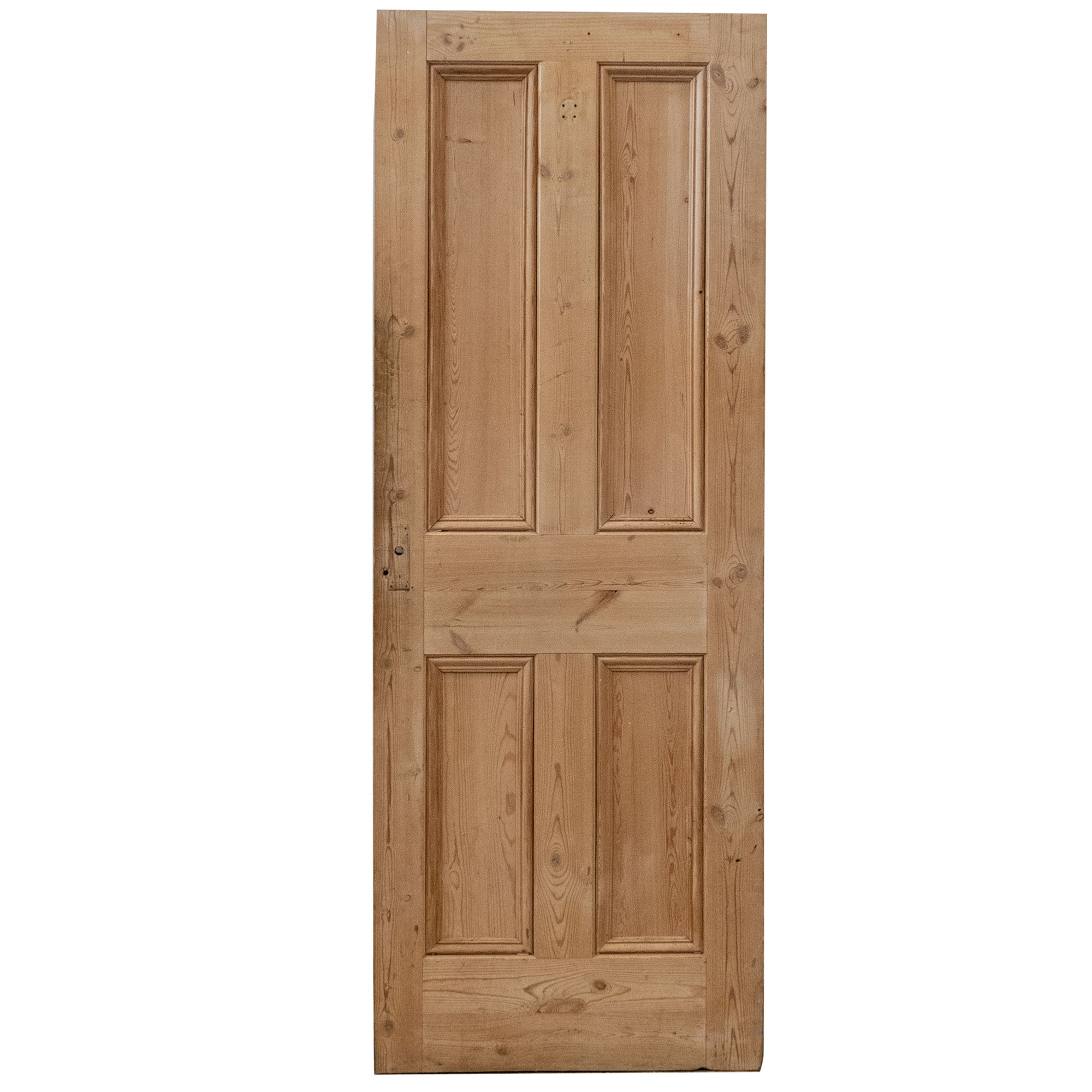 Victorian 4 Panel Door - 191cm x 70cm - architectural-forum
