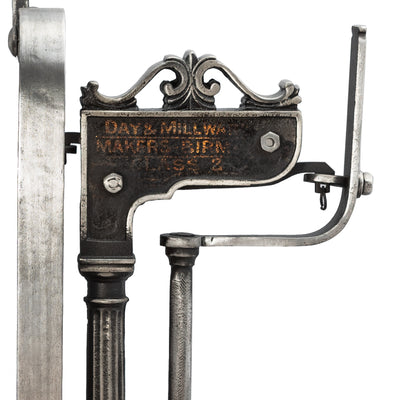 Antique Victorian Cast Iron Scales - The Architectural Forum