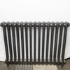 Fully Restored Cast Iron Two Column Radiator