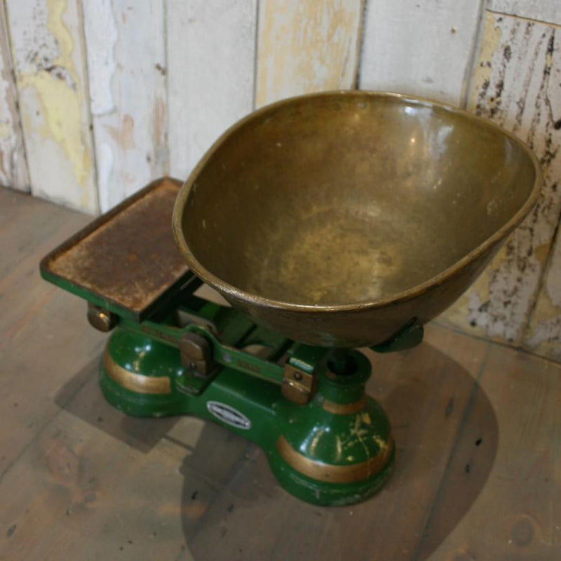 Set of Vintage Kitchen Scales