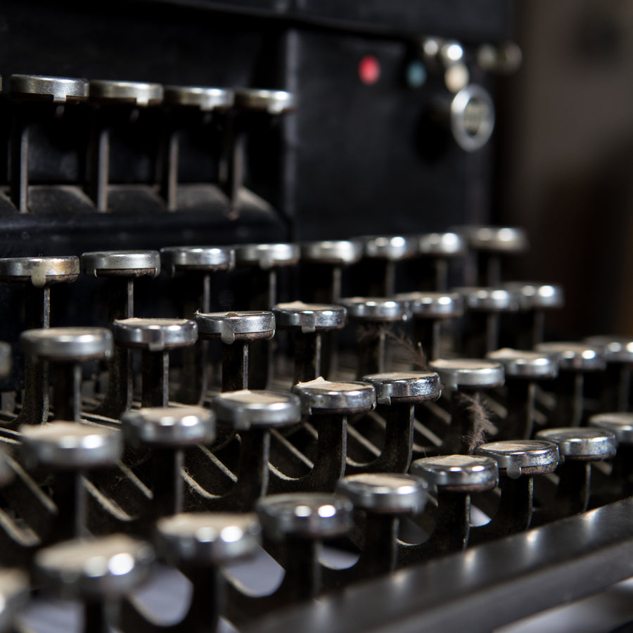 Original 1930s Royal Typewriter