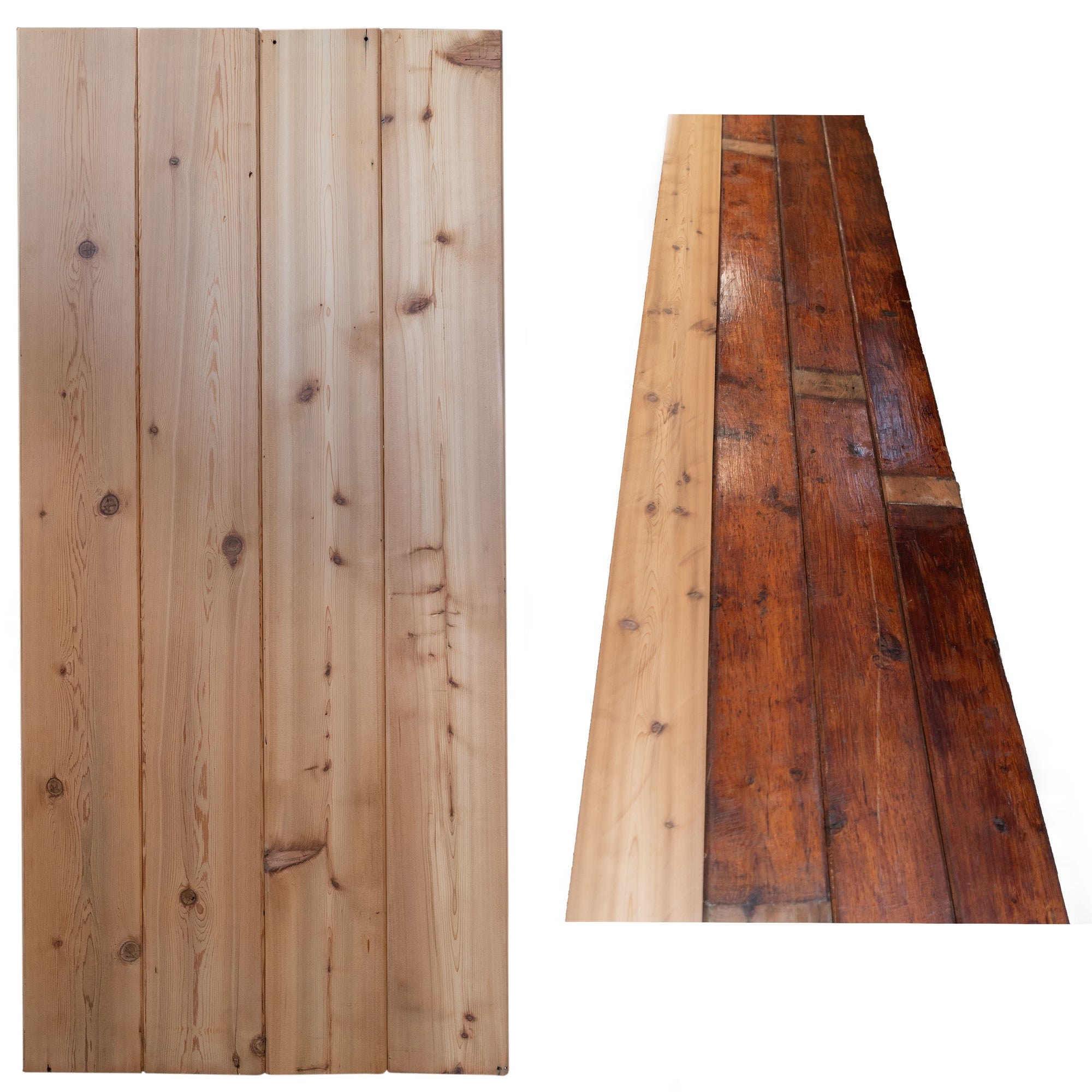 Reclaimed Canadian Seaboard Matching Boards from Commonwealth Institute 65M² available - architectural-forum
