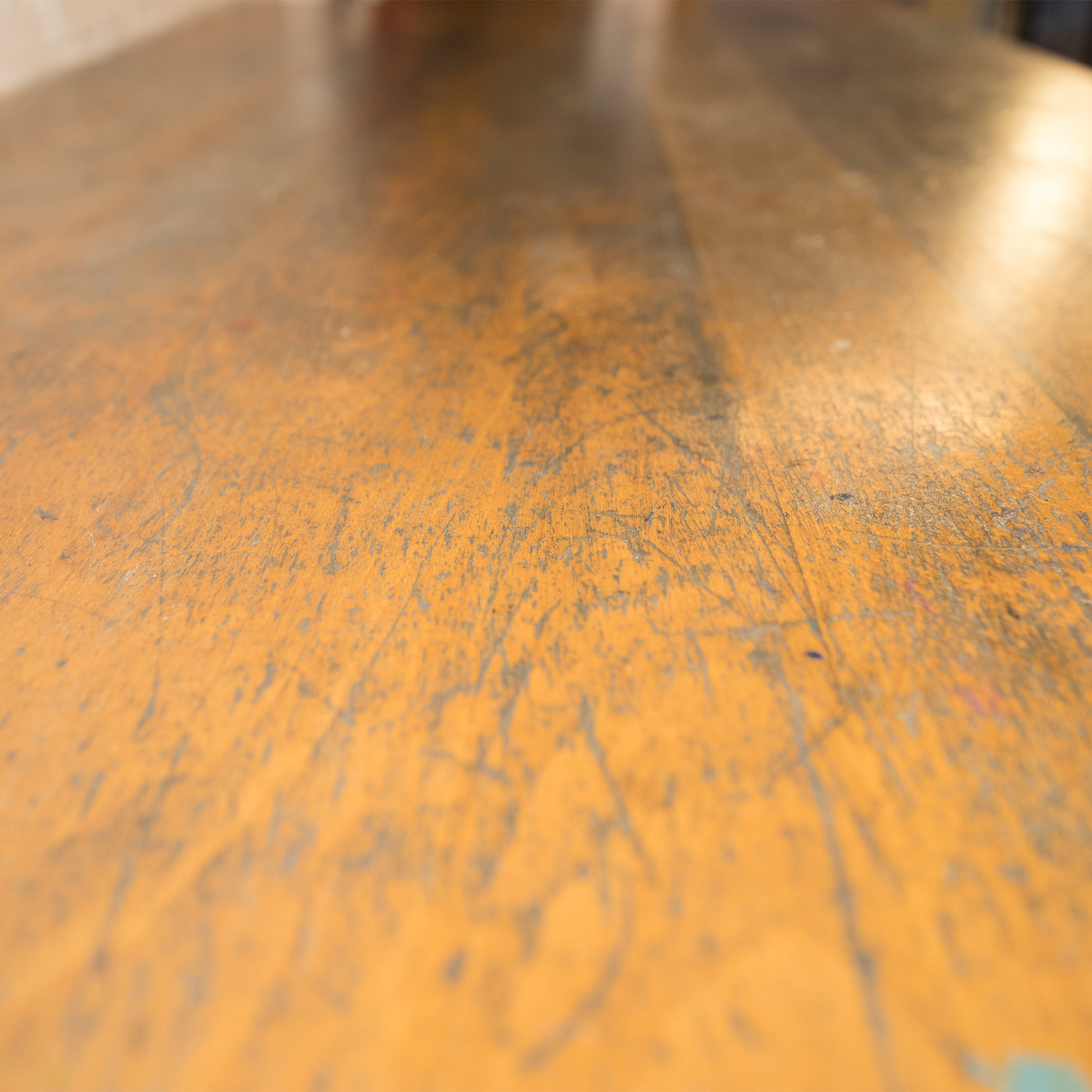 Reclaimed Beech Large Trestle Tables