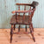 Antique Victorian Elm Admiral Captain's Chair | The Architectural Forum