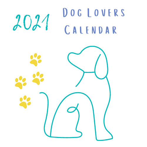 2021 Dog Lovers Calendar