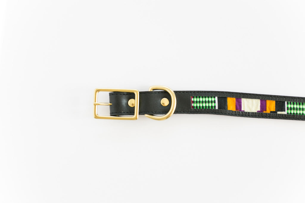 RETRO DOG COLLAR