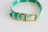 LAGUNA EMERALD DOG COLLAR