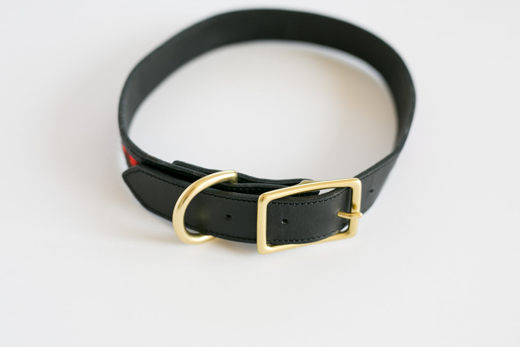 OLD FASHIONED DOG COLLAR