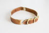 LAGUNA TOFFEE DOG COLLAR