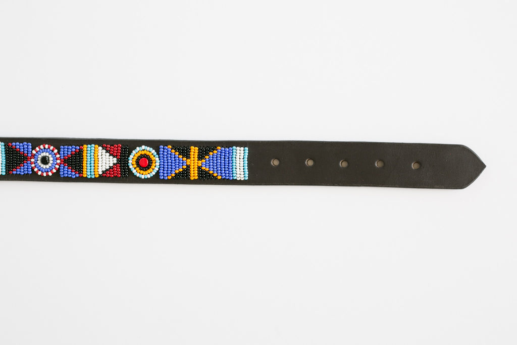 SERENGETI SUNSET STYLE-RELEASE DOG COLLAR™