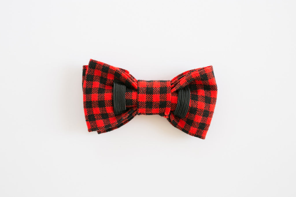 OLD FASHIONED DOG BOW TIE