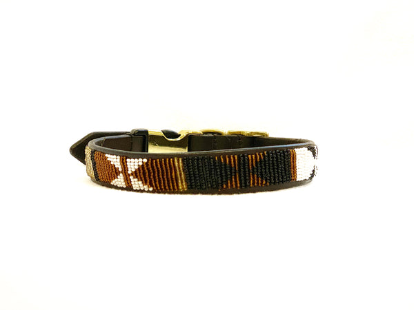 CAMBRIDGE STYLE-RELEASE DOG COLLAR™