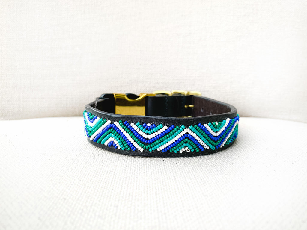 LOLLAPALOOZA STYLE-RELEASE DOG COLLAR™