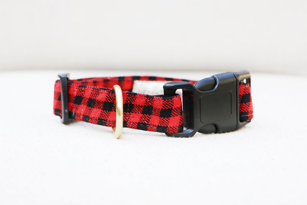 OLD FASHIONED BUCKLE RELEASE COLLAR