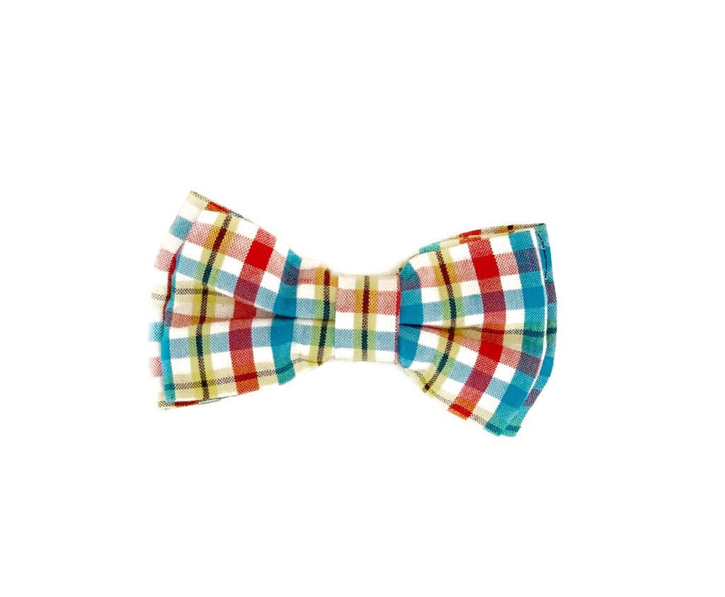 LEMONADE DOG BOW TIE