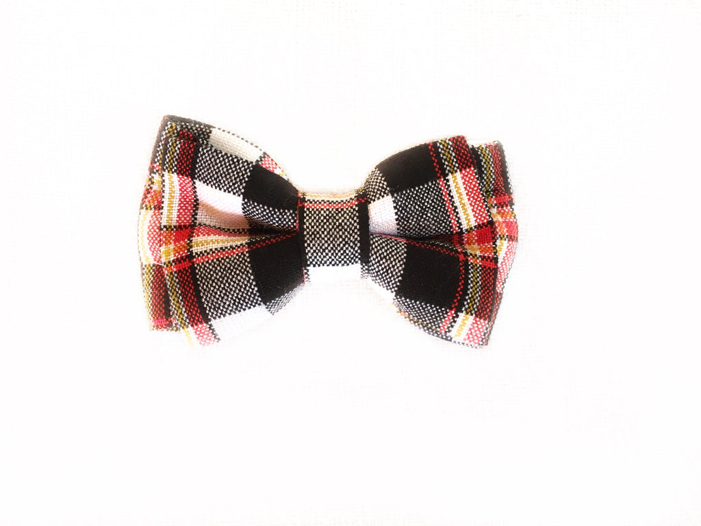 SMOKY S'MORES DOG BOW TIE