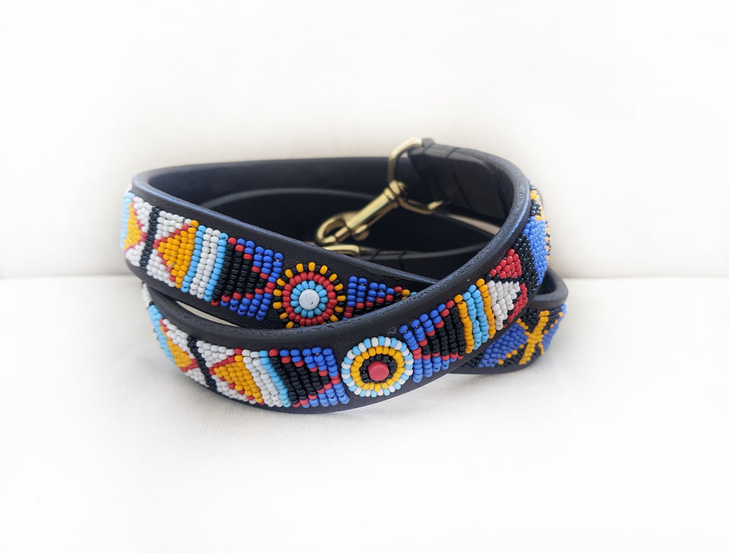 SERENGETI SUNSET DOG LEASH