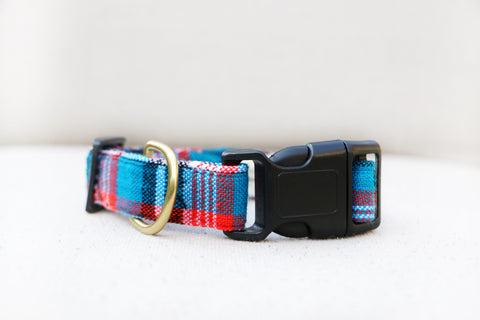 WILD WEST BUCKLE RELEASE COLLAR