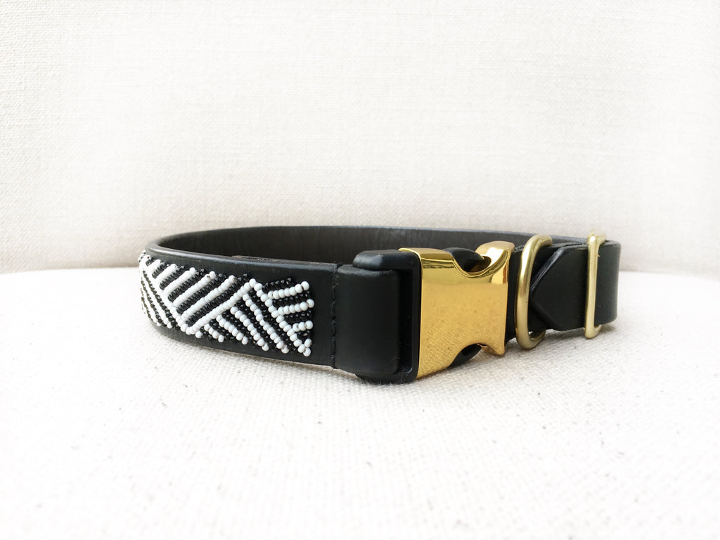 MANHATTAN STYLE-RELEASE DOG COLLAR™