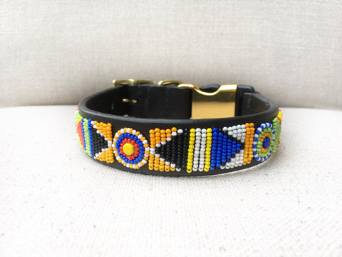 SERENGETI CLASSIC STYLE-RELEASE DOG COLLAR