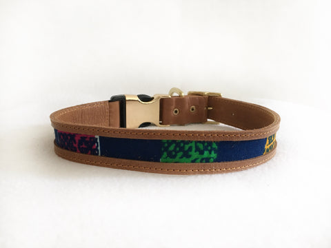 ELECTRIC SLIDE STYLE-RELEASE DOG COLLAR