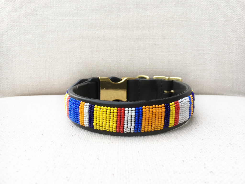 SONOMA STYLE-RELEASE DOG COLLAR