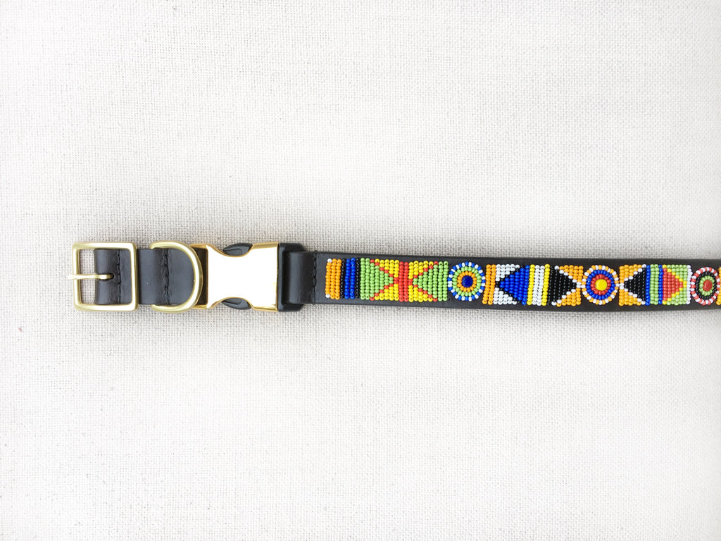 SERENGETI CLASSIC STYLE-RELEASE DOG COLLAR™